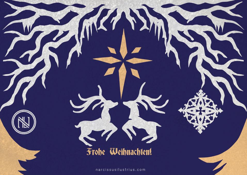Frohe-Weihnachten-von-Narcissus-Ilustrius